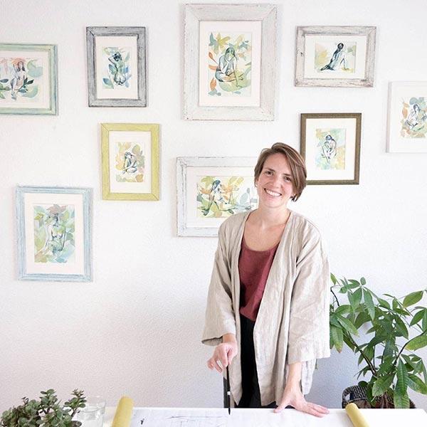 Laura Manteca freelance illustrator